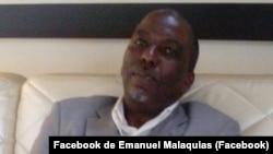 Emanuel Malaquias, director-geral da Rádio Despertar, Angola