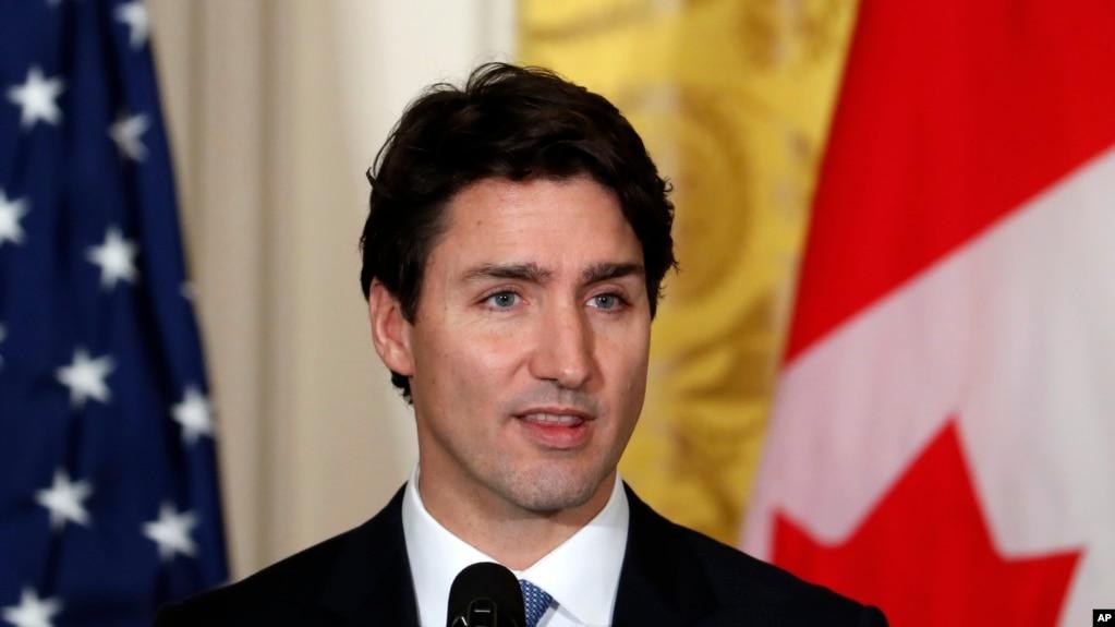 Thủ tướng Canada Justin Trudeau.