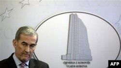 Глава миссии EULEX в Косово Ив де Кермабон