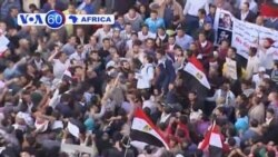 ‪Egypt: New demonstrations in Cairo