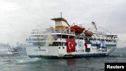 Mavi Marmara.