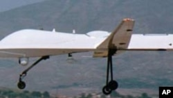 출격하는 무인항공기 (자료사진)