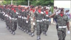 Presença de militares ruandeses em São Tomé e Príncipe com leituras diferentes - 2:10