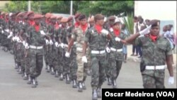 Militares são-tomenses