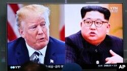 Продовжується підготовка до саміту між Дональдом Трампом і Кім Чен Ином