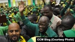Dr. John Magufuli mgombea kiti cha rais wa CCM
