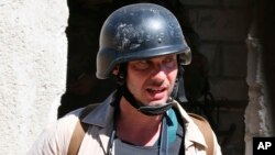 Fotografer Rusia, Andrei Stenin ditemukan tewas di Ukraina timur (foto: dok).
