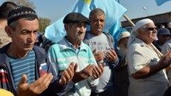 Qrim-tatar faoli jinni emas, deya bildirmoqda Ukraina Tashqi ishlar vazirligi