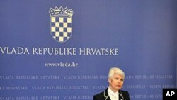 Hrvatska premijerka Jadranka Kosor danas se sastaje s američkim dopredsjednikom Josephom Bidenom