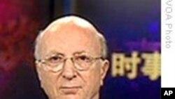 美国专家评马英九当选国民党主席