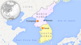 Wonsan, North Korea