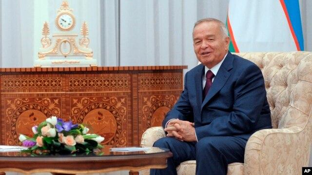 O'zbekiston rahbari Islom Karimov, Toshkent, 2012