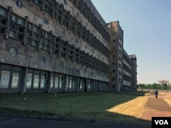 У цій будівлі буде створений Архів національної пам'яті