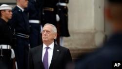 Bộ trưởng Quốc phòng Mỹ đang ở thăm Iraq.