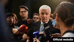 Crnogorski premijer Duško Marković (arhiva)