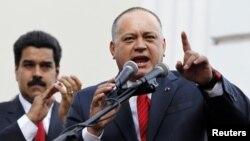 委內瑞拉國民議會再次選舉卡貝羅出任議長