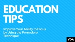 Improve Your Focus with the Pomodoro Technique
