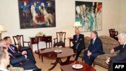 Հայաստանի արտգործնախարարն ընդունել է ԵԱՀԿ-ի Մինսկի խմբի համանախագահներին