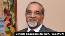 Jorge Borges, embaixador de Cabo Verde em Bruxelas