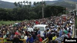 Venezuela: A Humanitarian Crisis