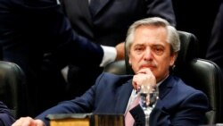 VOA: Informe de Argentina