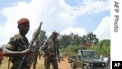 Des soldats burundais (Archives)