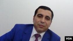 Mahir Abdullayevin Hüquqlarını Müdafiə Komitəsinin sədri Azad Mursaliyev