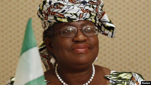 La ministre des Finances du Nigéria, Ngozi Okonjo-Iweala, est rentrée des Etats-Unis pour assumer ses fonctions dans son pays d'origine