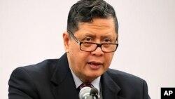 Marzuki Darusman, warga Indonesia yang ditunjuk sebagai penyidik Dewan HAM PBB untuk Korea Utara (foto: dok).