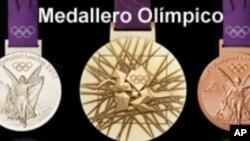 Huy chương Olympic 2012