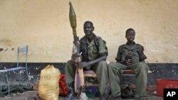 Vikosi vinavyomtii Makamu Rais wa kwanza wa zamani Sudan Kusini, Riek Machar.