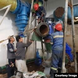 Bulawayo Water Works
