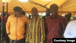 MDC Alliance Rally Chegutu