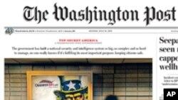 سوشل نیٹ ورک سے متعلق امریکی قوانین ویب دور سے پہلے کے ہیں: واشنگٹن پوسٹ
