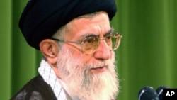 Lãnh tụ tối cao Iran Ayatollah Ali Khameni (ảnh tư liệu)