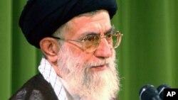 伊朗最高领袖哈梅内伊