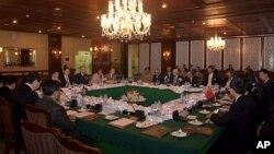 در نشست کابل نقشۀ راه برای مذاکرات صلح طراحی خواهد شد.