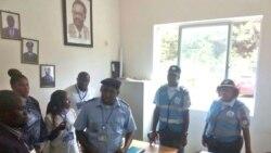Policia angolana quer dar mais apoio ás vítimas de crimes - 18:19