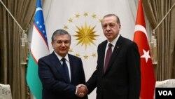 Turkiya-O'zbekiston aloqalari tarixiy bosqichda