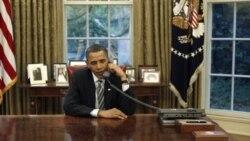 بازگشت اوباما از سفر آسیائی و رویاروئی با مشکلات اقتصادی آمريکا