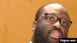 António Luvualu de Carvalho, Embaixador Itinerante para as Questões Políticas, Angola