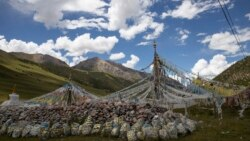 Officials forced Tibetans to stop Hosting Prayer flags in Qinghai