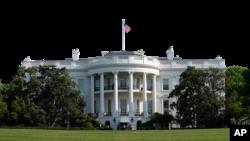 Penampakan Gedung Putih. (Foto: AP)