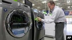 El gobierno impondrá de inmediato un arancel del 50% en las lavadoras residenciales de mayor tamaño, aunque la tasa se reducirá gradualmente hasta su desaparición después de tres años.