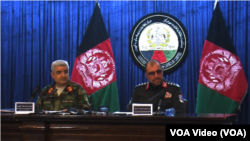 لوی درستیز افغانستان یک روز پس از تحویل دهی لست ۷۶ دهشتافگن از سوی پاکستان به افغانستان گفت، این لست مورد بررسی قرار میگیرد.