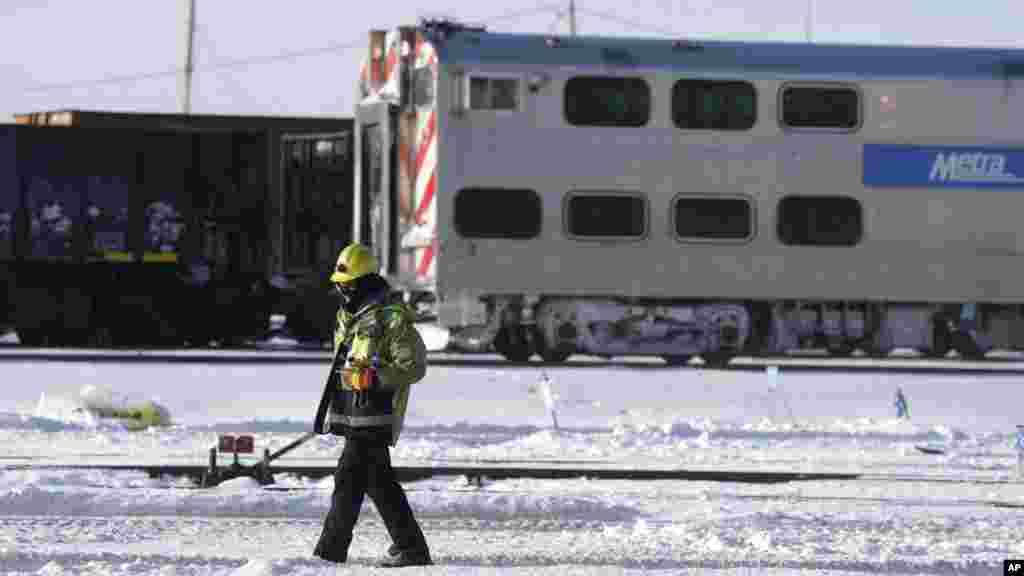 حکام کے مطابق سردی کی حالیہ لہر سے ڈھائی کروڑ سے زائد امریکی شدید متاثر ہوئے ہیں۔