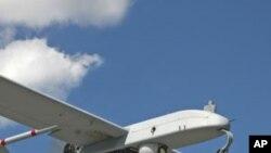 美軍無人駕駛飛機被指在巴基斯坦境內發射導彈。
