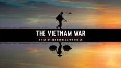 """Hoài Hương tường trình về buổi công chiếu """"The Vietnam War"""""""