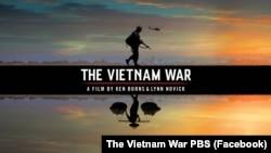Poster của phim The Vietnam War.