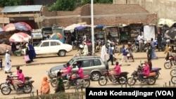 N'Djamena, le 13 décembre 2017. (VOA/André Kodmadjingar).